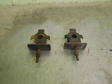 honda cbf  500 abs  chain adjusters
