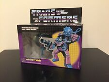 TRANSFORMERS Reissue G1 GNAW SHARKTICON MISB MIB 100% Free Shipping USA