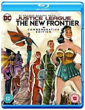 JUSTICE LEAGUE THE NEW FRONTIER COMMEMORATIVE EDITION [2017] (Blu-ray)