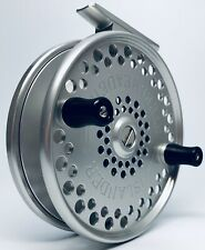 ISLANDER STEELHEADER CENTERPIN FLOAT REEL (CLEAR/SILVER) **NEW**