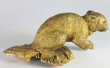 Antiquitäten & Kunst Beatrix Potter Timmy Tiptoes Eichhörnchen Miniatur Vienna Cold Bemalt