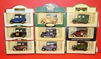 LLEDO DIECAST MODELS 1933 AUSTIN TAXI - CHOOSE FROM LIST ALL WITH PHOTO'S LOT 47