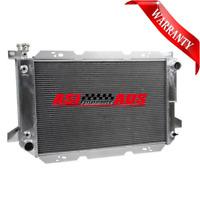 4 Row Radiator For 1983 1984 85 86 87 88-1997 Ford F100 F150 F250 F350 Bronco V8