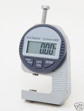 12,5 mm Pocket Digital Medidor De Espesor De 0.01 resolución 12 Meses De Garantía