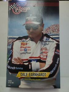"""Starting Lineup 1997 Dale Earnhardt Fully Poseable 12"""" Figure"""
