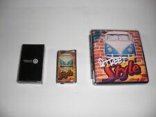 Player Design @ Marken Qualität Zigarettenetui Zigaretten Case dose @ im MP3