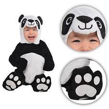 0-24 mesi bambini Panda Costume Bambino Neonato ANIMALE GIUNGLA Vestito