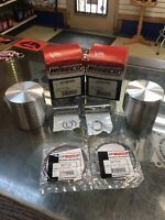 1998-1999 Ski-Doo MXZ 670 HO Wiseco Piston Kits Stock / Standard 78mm Bore 700 X