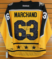 Brad Marchand Boston Bruins Signed Autographed 2017 NHL All-Star Hockey Jersey