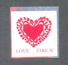 Ireland-Love-greetings stamp 2018 mnh