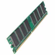 Memoria RAM per prodotti informatici Numero di moduli 1 Capacità 2GB Velocità bus PC3200 ( DDR-400 )