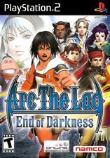 Arc the Lad: End of Darkness PS2 New Playstation 2