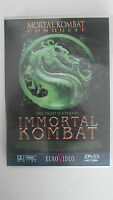DVD - Mortal Kombat - Conquest - Immortal Kombat / #7561