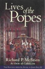 (VERY GOOD)  Lives of the Popes : The Pontiffs from St. Peter to John Paul II