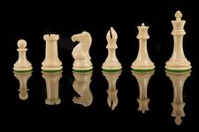 Quadruple Weight Tournament Chess Pieces, Extra Heavy & Extra Large Set