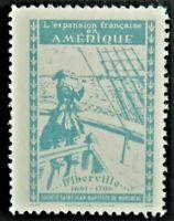 Societe Saint Jean Baptiste 1949 D'IBERVILLE EXPANSION Canada (GUM) F/VF SSJB