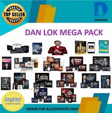 Dan Lok Collection | High Income Copywriter, Millionaire Within, YouTube Insta