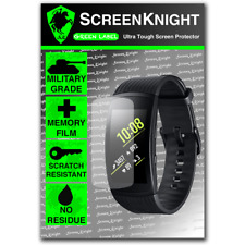 Screenknight Samsung Galaxy Gear Fit 2 PRO pantalla Protector Invisible Shield
