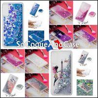 Etui Coque Housse Paillettes DYNAMIC Glitter Case Cover Samsung Galaxy A50 A70