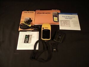 Garmin eTrex HC Series GPS Personal Navigator Geocaching