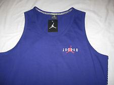 Nike Air Jordan Mens Tank Top Purple XL NWT