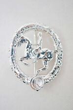 German Silver Horseman REPLICA