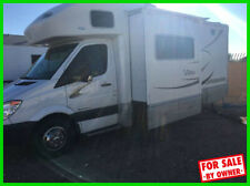 2008 Winnebago View 24H 24' Class C Motorhome V6 Gas Slide Out Generator c549474