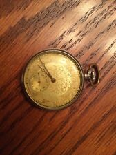 Antique 21 Jewel Illinois Watch Co. with 14K Goldfilled Case
