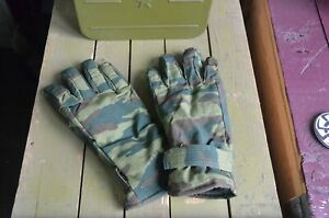 Authentic Russian Army Winter Gloves, Flora camo New Arrival