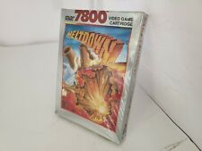NEW W/DAMAGED BOX MELTDOWN GAME FOR ATARI 7800 PAL VERSION (NOT FOR USA)H10