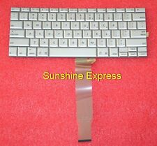 "New OEM Apple Non-lit Keyboard AEQ16PLU021 922-6106 for PowerBook G4 15"" A1046"