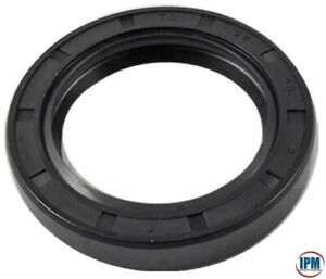 TC 25x52x7mm Metric Oil/Grease Seal, Buna-N Double Lip W/Spring  FACTORY NEW!