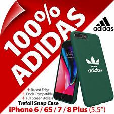 Adidas Trèfle Toile Snap Étui pour Apple IPHONE 6/6S/7/8 Plus (