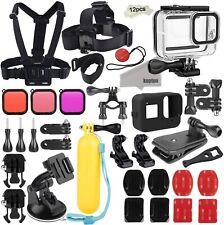 Elástico correa principal ajustable de montaje Correa para GoPro HD Hero 1//2//3//4 Cámara Z4A3