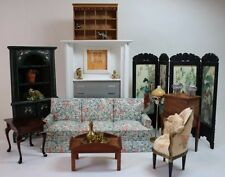 Dollhouse Miniature Lot: Living Room Furniture Blow Out!!! (1/12 Scale)