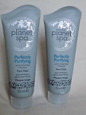 AVON PLANET SPA PERFECTLY PURIFYING FACE MASK ~ 75ml x 2  *BRAND NEW*