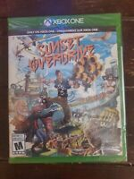 Sunset Overdrive (USA Microsoft Xbox One) New/Sealed & Mint