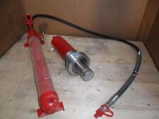 20 Ton Industrial Hydraulic Workshop Garage Shop Press  ram and pump only