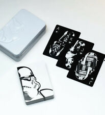 Star Wars Playing Cards With Stormtrooper Embosed Storage Tin