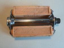 1 ancienne pedale droite  velo vintage  lyotard ville randonneur cyclo