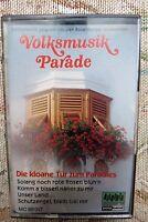 volksmusik parade- diekloane tür zum paradies hörkassette