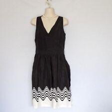 Missoni for Target silk linen sleeveless dress size 12
