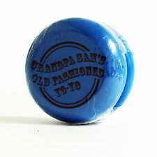 Grandpa Sam's Old Fashioned Wooden Yo-Yo by YoYoSam - Blue