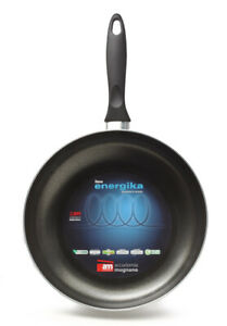 24cm Energika Non Stick  Fry/Frying Pan For All Hob Types by Accademia Mugnano