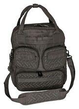 Lug Sz Medium Quilted Day Bag - Mini Puddle Jumper 2 Gray F13166