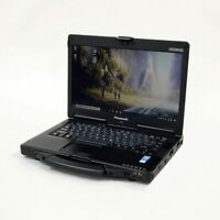 Panasonic Toughbook CF53 - i5 2.6GHz, 8GB RAM, 240GB SSD Rugged Surveyor Laptop