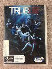 True Blood : Season 3 (DVD, 2011, 5-Disc Set) Region 4