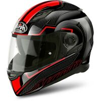 MVSFS55L - CASCO AIROH INTEGRALE MOVEMENT-S FASTER RED TAGLIA L