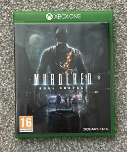 Murdered: Soul Suspect Microsoft Xbox One Boxed Complete VGC