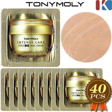 TONYMOLY Premium Intense Care Gold 24K Snail Cream 40pcs Anti-aging Moisturizing